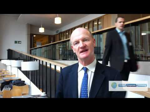 David Willetts Interviewed At The Global Corporate Event Symposium