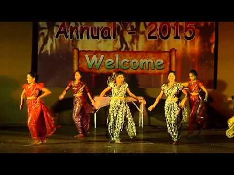 majhya dolyatil kajal choreography @ Miraacle Dance & Fitness Centre...