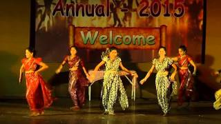majhya dolyatil kajal choreography miraacle dance fitness centre