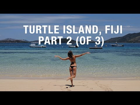 Travel Diaries: Turtle Island Fiji (Part 2 of 3)