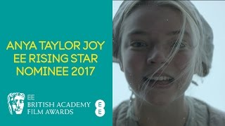 EE BAFTAs 2017: Anya Taylor-Joy, EE Rising Star Nominee 2017