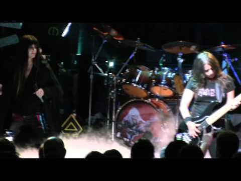 The Iron Maidens  -  Rime Of The Ancient Mariner  7-9-11