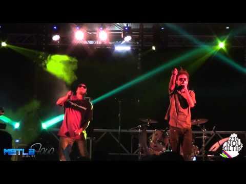 Blakkayo, Dagger Kkila & Dj Steri (Live Palais des Congrès de Montreuil | Mars 2013) - 230NouKiltir