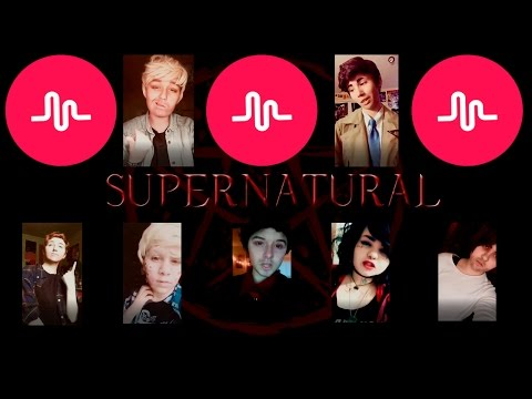 ☆Supernatural Musical.ly Compilation April 2017☆