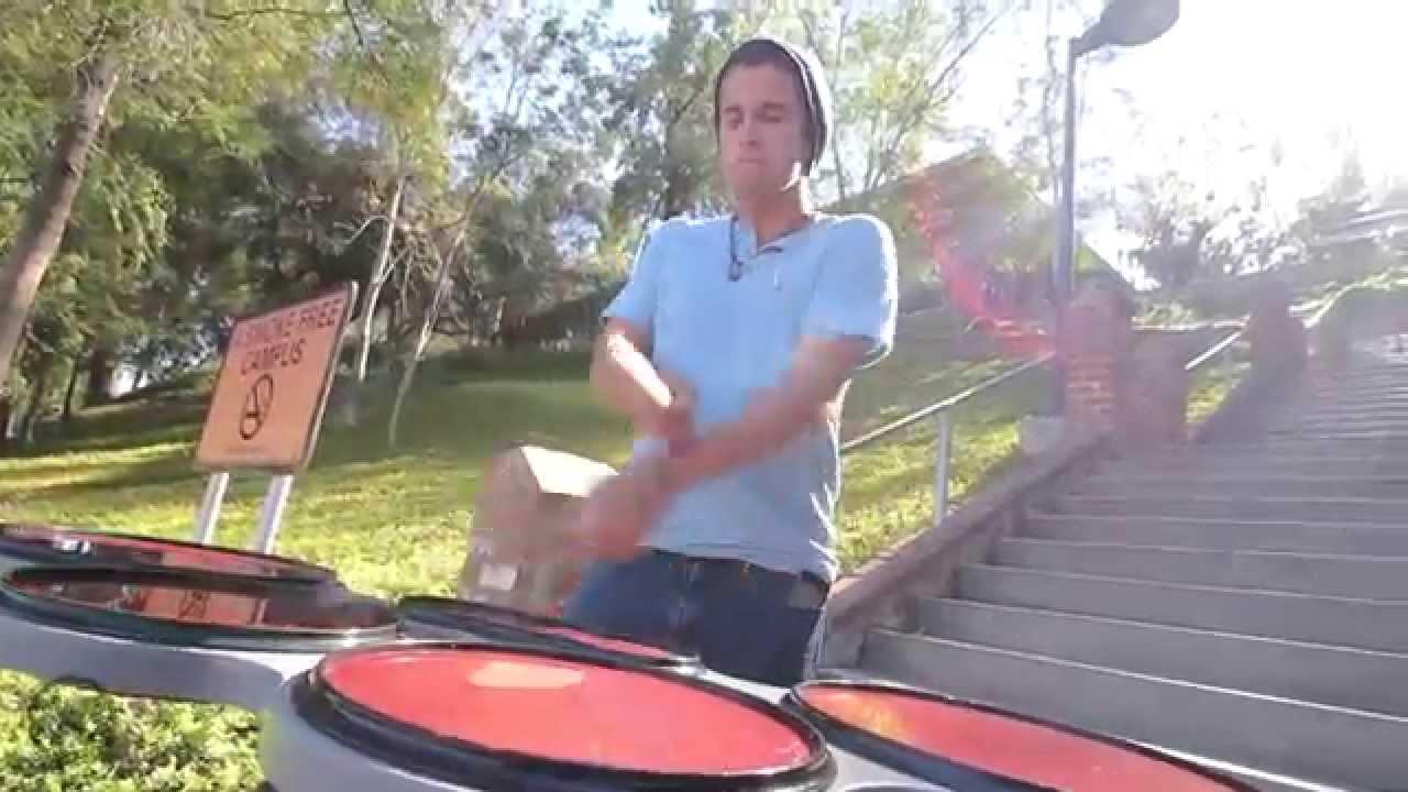efren gutierrez tamacun xymox percussion full tenor practice pad quad pad youtube. Black Bedroom Furniture Sets. Home Design Ideas