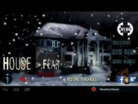 Дом страха месть прохождение (Android)