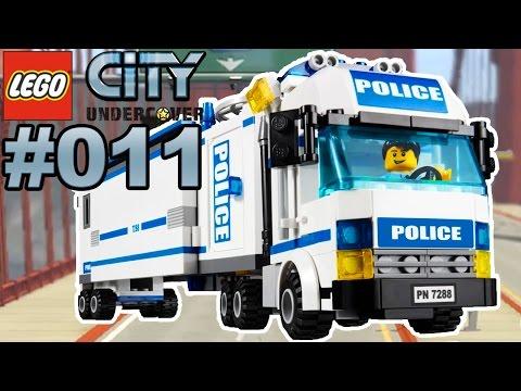 LEGO CITY UNDERCOVER #011 Polizei Truck Verfolgungsjagd 🐲 Let's Play LEGO City Undercover [Deutsch]