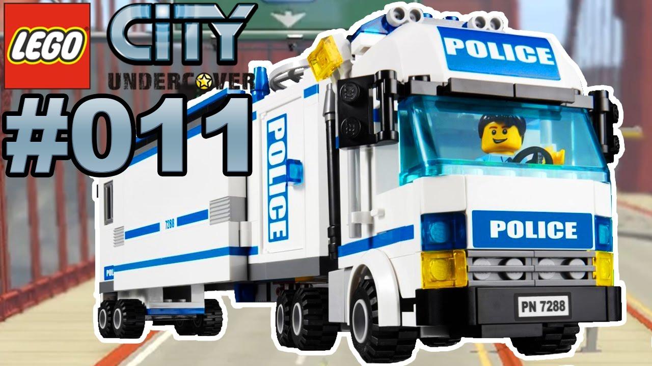 Lego City Undercover 011 Polizei Truck Verfolgungsjagd Lets
