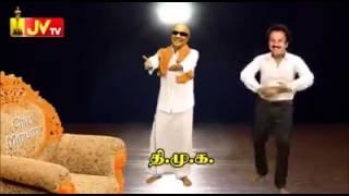 tamilnadu politics comedy