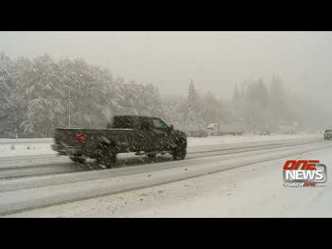 Strong winds expected in Columbia Basin, heavy snow on mountain passes