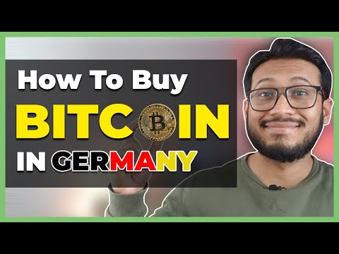 How To Buy Bitcoin In Germany - Cryptocurrency In Germany