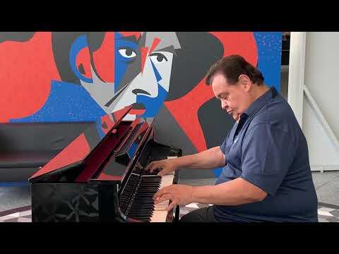Richie Ray & Chopin @ChopinInternationalAirport 2019