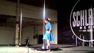 Gateway Pole Dance Competition - Diana Sekura - Glitter - Featured Performer