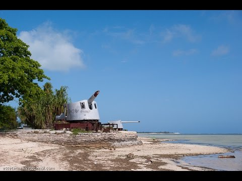 Южная Тарава остров КУКА! столица Кирибати!! South Tarawa Island COOK! the capital of Kiribati !!
