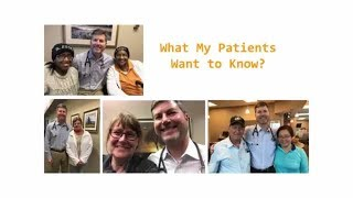 What My Patients Want to Know About Cancer - Dr. Stephen Lemon Cancer Lecture at Bellevue College