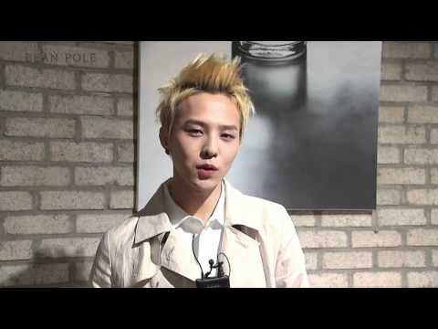 GD BEANPOLE CF Making film with GD Interview