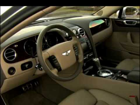 Drive - Bentley Continental Flying Spur