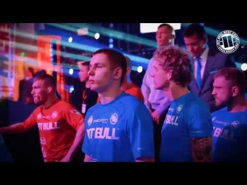 Gala Babilon MMA 3 Backstage