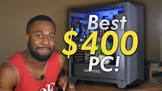 A $400 NEW (ish) Coffee Lake Gaming PC - Fortnite, PUBG, & More!