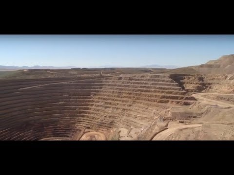 Mining And Dewatering - Documentary Clip