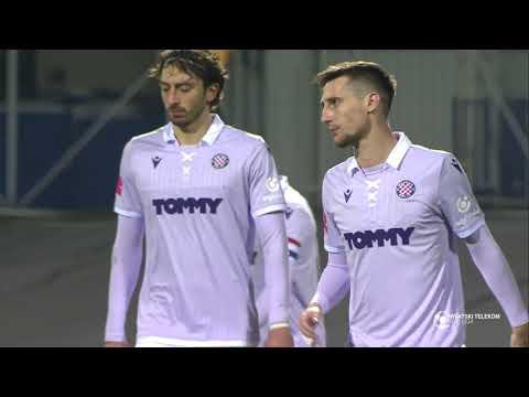 Lokomotiva Zagreb Hajduk Split Goals And Highlights