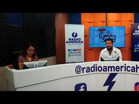 El Médico y Su Salud Radio América Honduras, miércoles 02/05/2018