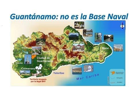GUANTANAMO NO ES LA BASE NAVAL