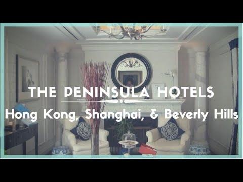 Celestielle #161 The Peninsula Hotels: Hong Kong, Shanghai And Beverly Hills
