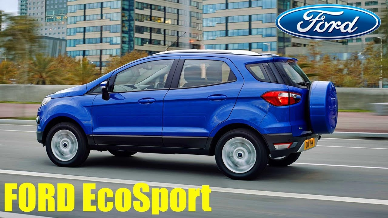 Ford Ecosport Pricemileagespecs  Ford Ecosport Reviews