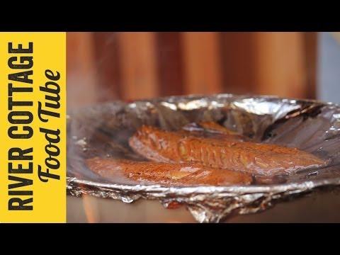 Homemade Smoked Mackerel | Steven Lamb