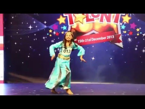 Marina Mall Kids Talent Show (Last Day - 21/12/2013)