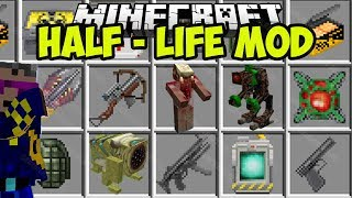 Minecraft half life 2 mod - Mod Spotlight - (PROJECT LAMBDA) - Alex Funlord
