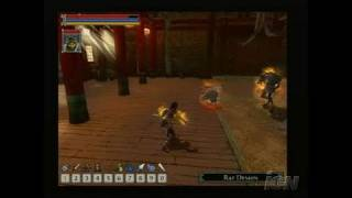 Jade Empire (Special Edition) PC Games Gameplay - Enemies