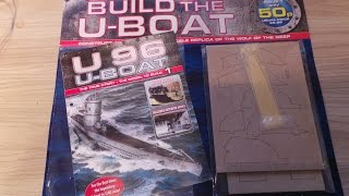 Review Of Hachette Part Works Magazine Build The U96 U Boat. 130 Issues X £5.99 = £778