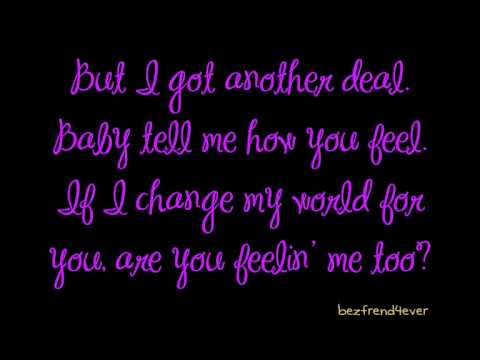 I WANNA LOVE YOU LYRICS by NB RIDAZ