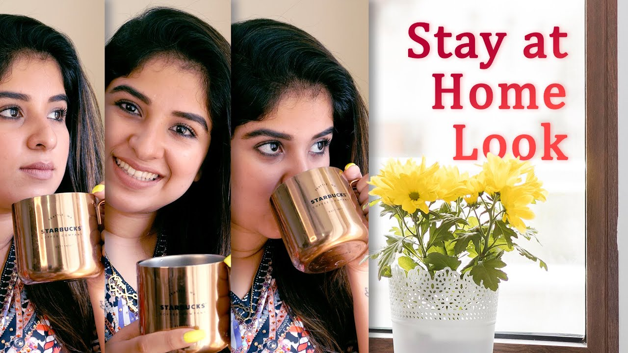 'Stay at Home' Look - Aparna Thomas