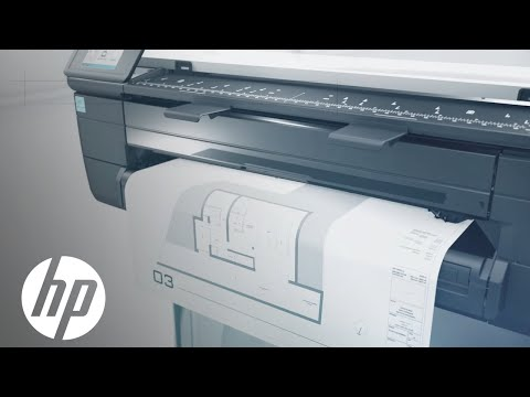 All-in-one with the fast, agile, intuitive HP DesignJet T830 24in