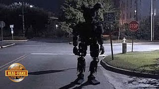 fnaf SPRINGTRAP in REAL LIFE? - real or fake?
