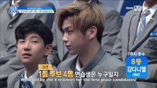 Video [Produce 101 season 2] shocking candidates for first place eng sub ep10 cut download MP3, 3GP, MP4, WEBM, AVI, FLV Desember 2017