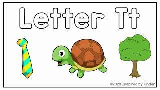 Letter T Story