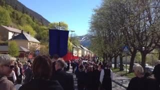 17 Mai tog Rjukan 2016