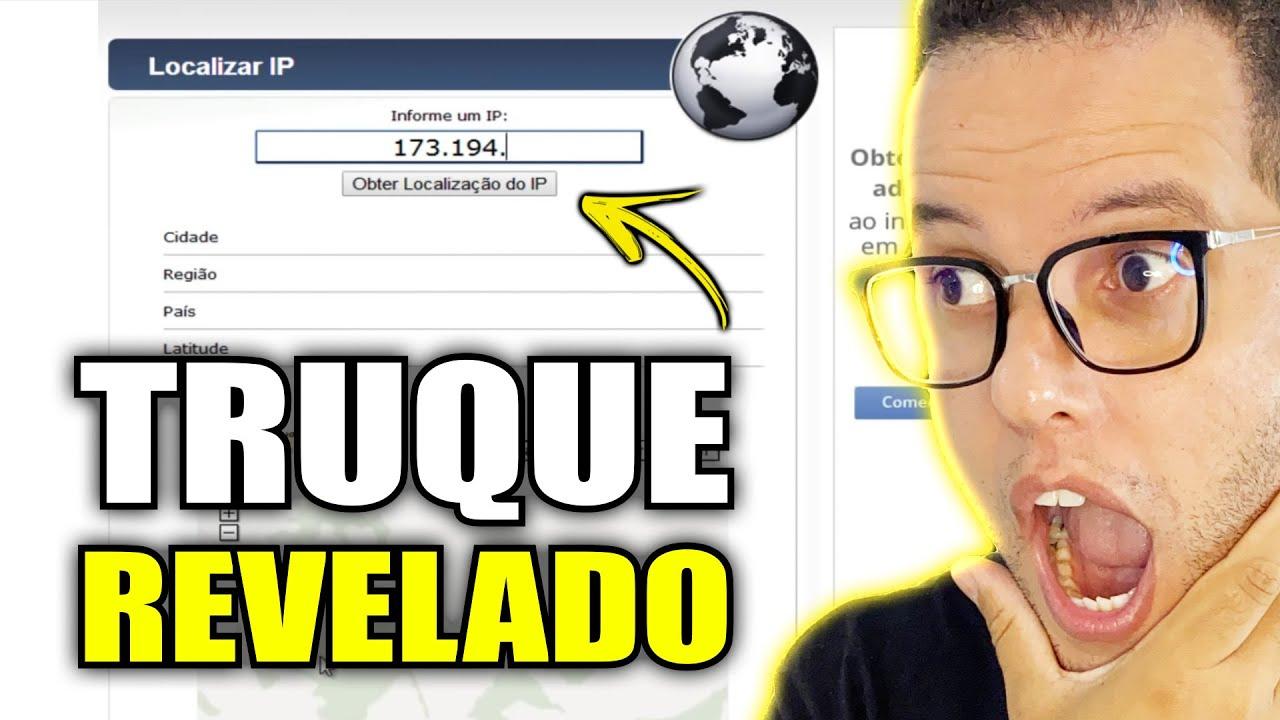 Pegando IP com Whatsapp | mariomendeslda.pt