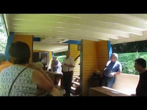 Piqua Ohio's Historical Johnston Farm & Indian Agency (General Harrison Canal Boat Tour) Part 2