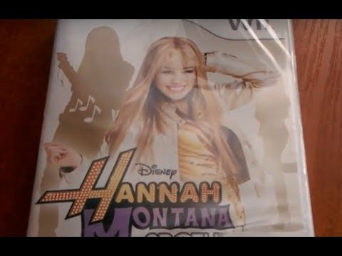 Hannah Montana: The Movie Wii Walkthrough - Part 1