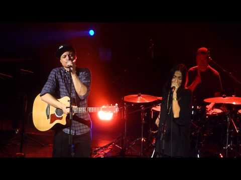 José James feat Hindi Zahra - Waiting in vain (Alhambra - Paris - April 24th 2013)