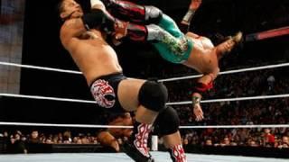 WWE Superstars: Yoshi Tatsu & Darren Young vs. The Usos