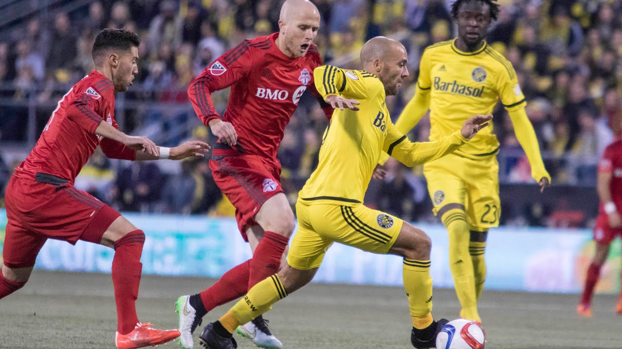 Highlights Columbus Crew Sc Vs Toronto Fc March 14 2015 Youtube