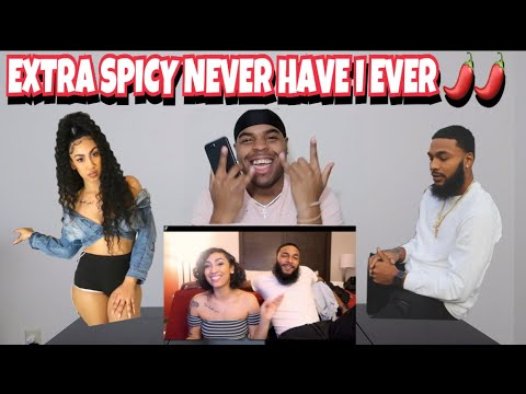 QUEEN SPICY NEVER HAVE I EVER FEAT CLARENCENYC 🌶🌶  REACTION!!!