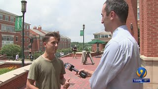 UNC Charlotte student to run for Charlotte City Council