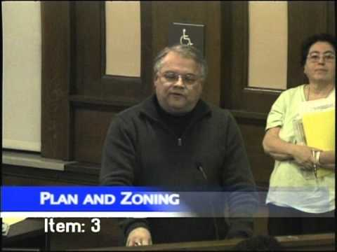 Planning and Zoning 1/03/13